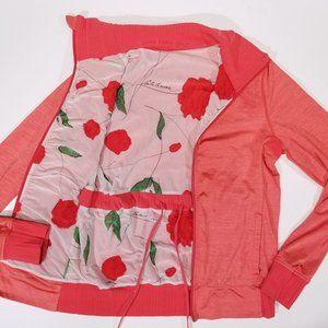 Lululemon Reversible Raja Zip-up Floral Jacket
